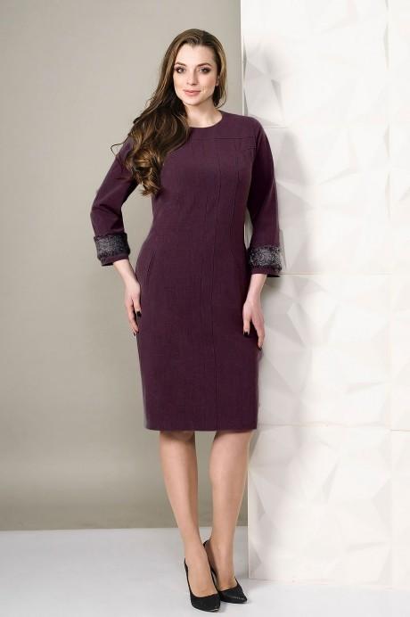 Платье Golden Valley 4450 фиолетовый