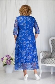 Платье Нинель Шик 7203 василек фото 2