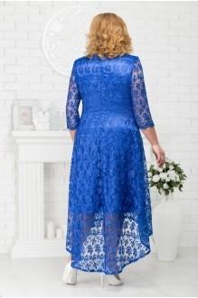 Платье Нинель Шик 5678 василек фото 2