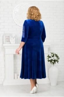 Платье Нинель Шик 2187 василек фото 2