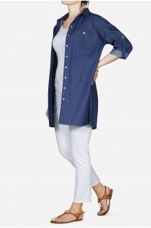 Mirolia 587-2 синий джинс