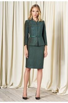 Bazalini 3253 юбка зеленый