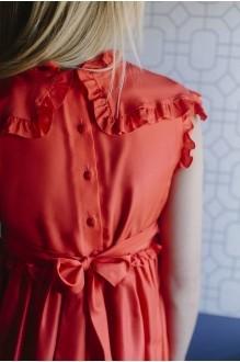 Платье Colors of PAPAYA 1262 алый фото 4