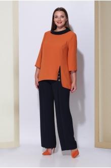 Карина Делюкс В-178 оранжево-синий