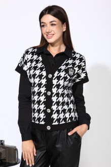 Карина Делюкс 9936 рубашка+жилет