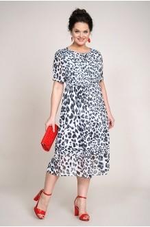 ALANI COLLECTION 938 серый леопард