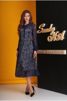 SandyNa 13503-1 темно-синий