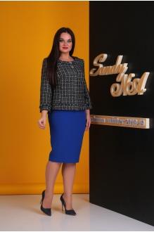 SandyNa 13500-4 василёк