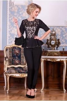 Euro-moda 191 черный+золото