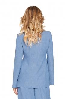 Жакет (пиджак) PiRS 775 голубой фото 3