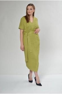 Платье MALI 4103 салатовый фото 2