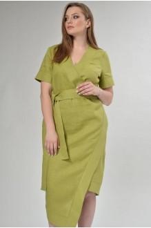 Платье MALI 4103 салатовый фото 3