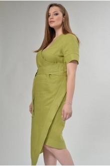 Платье MALI 4103 салатовый фото 4
