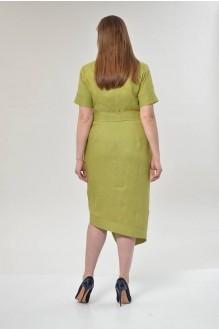 Платье MALI 4103 салатовый фото 5