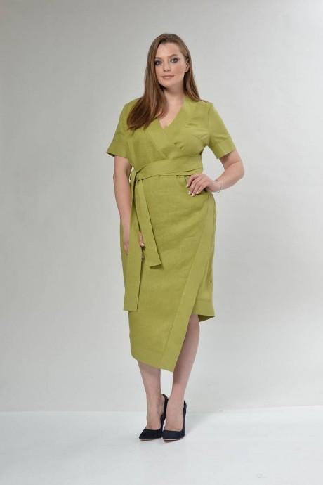 Платье MALI 4103 салатовый