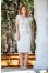 225 белая блуза/белая юбка №386697