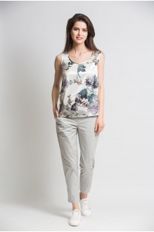 Ivera Collection 493 светло-серый