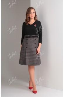 Juliet style  D33 черный + серый