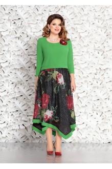 Mira Fashion 4538 -2  зеленый