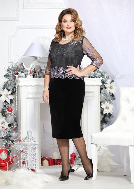 Платье Mira Fashion 4627