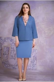 Магия Моды 1283 голубой с розовым