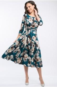 Платье Teffi Style 1217 малахит фото 1