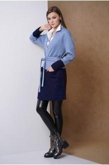 Fantazia Mod 3326 сине-голубой