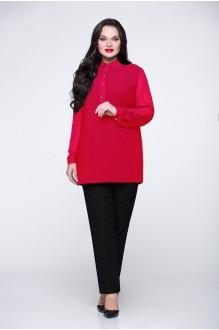 Надин-Н 1253_2 красный/чёрный