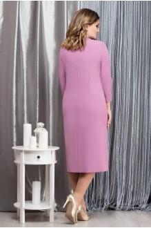 Платье Надин-Н 1593 _2 сирень фото 2