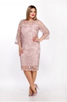 ЛаКона 969 розовый с серебром