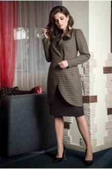 Elady 3417 кардиган + платье